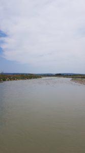 City break în Neamț. Râul Ozana, în zona comunei Timișești